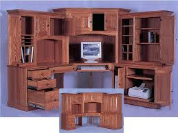 Solid Wood L Shaped Desk Corner L Shaped Office Desk With Hutch Also Oak Solid Wood Black