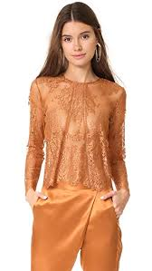 women s apparel lace copper womens apparel tops