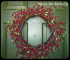 interior design simple christmas door decorating themes images