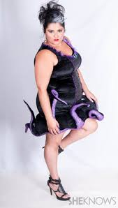 Ursula Costume 5 Halloween Costumes For The Curvy