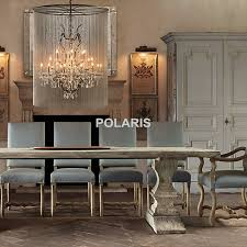 Rock Crystal Chandeliers Aliexpress Com Buy Modern Vintage Crystal Chandelier Lighting