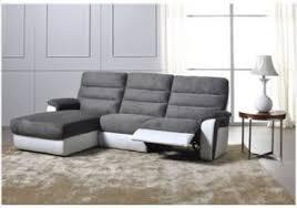 canape cuir 4 places relaxation élégamment s canapé 2 places