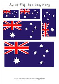 Australia Flags Australian Cultural Website For Homeschoolers Lots Of Printables