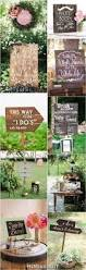 Backyard Bbq Wedding Ideas by Best 25 Wedding Direction Signs Ideas On Pinterest Country