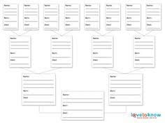 make a family tree on excel make a family tree family trees and