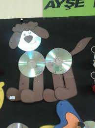 cd dog craft crafts and worksheets for preschool toddler and
