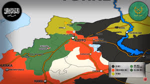 Azaz Syria Via Google Maps by Southfront All You Need To Know From Syria U0027s Latest Frontline