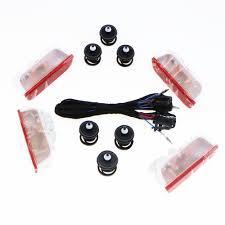 aliexpress com buy door warning light u0026 cable u0026 door clips for