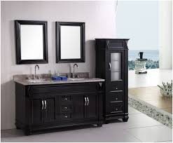 48 Black Bathroom Vanity Bathroom Black Bathroom Vanities 48 Wall Mount Mirror Black
