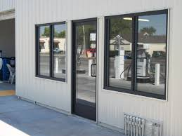 store front glass doors commercial glass storefront glass redding ca