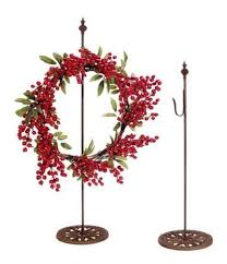 wreath accessories wreath hangers wreath stands darby creek