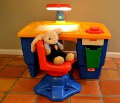 Little Tikes Toaster Little Tikes Tykes Art Desk Activity Table With Light Lamp Child