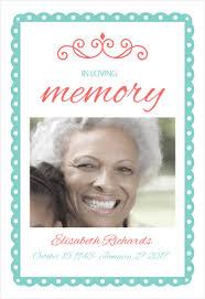 Funeral Card Template In Loving Memory Free Printable Memorial Card Template