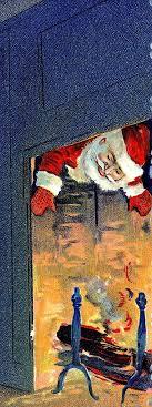351 best antique santa postcards scraps images on