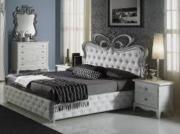 Schlafzimmer Bett 160x200 Edles Doppelbett Petra Mit Bettkasten Stauraum Weiß Creme 160x200