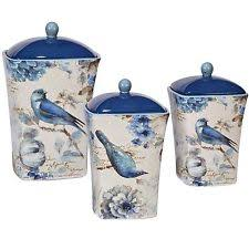 ceramic canisters for the kitchen 3 fruit canister set painted stoneware ceramic jars