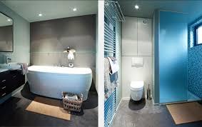 Faience Grise Pour Salle De Bain by Indogate Com Salle De Bain Beton Cire Bleu