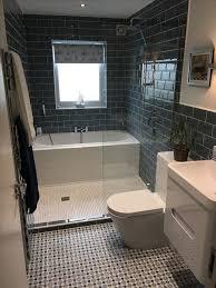 small bathroom ideas with bath and shower 25 beautiful small bathroom ideas wall hung vanity metro tiles