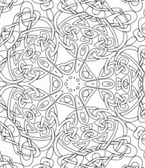 printable mandala abstract colouring pages meditation free