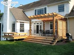 Roofing For Pergola by Decorating Ideas For Pergolas Lighting Ideas For Pergolas