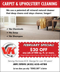 upholstery cleaning utah carpet upholstery cleaning in southern utah veri kleen