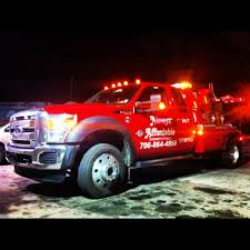 Ford F350 Repo Truck - always affordable wrecker 1 on a late night run tow truck