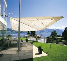 Retractable Sun Awning Retractable Awning From Sunsquare Electric Canopy With Automatic