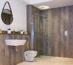Ideas For Bathroom Waterproofing Waterproof Wall Panels Ideas Med Art Home Design Posters