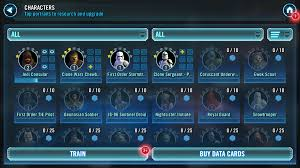 Home Design 3d Freemium Mod Full Version Apk Data Ea U0027s Star Wars Galaxy Of Heroes U0027is Not The Mobile Game You U0027re