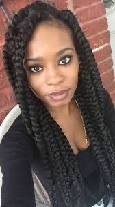 how many pack hair for box braids 42 best big jumbo braids styles with images poetic justice
