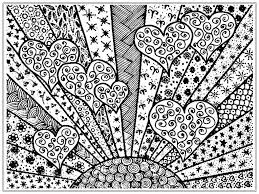 coloring pages abstract coloring book pages for adults free