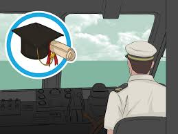 how to become a boat captain with pictures wikihow