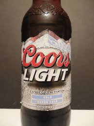 Bud Light Alcohol Content Coors Light The Daily Blackoutthe Daily Blackout