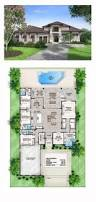 bungalow house plan 74736 total living area 2145 sq ft 4