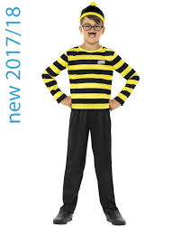 kids costumes where s wally odlaw boys costume kids costumes