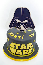 wars birthday cake