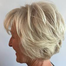 funky hairstyles for women over 50 60 best hairstyles and haircuts for women over 60 to suit any taste