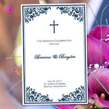 how to make your own wedding programs best 25 catholic wedding programs ideas on wedding