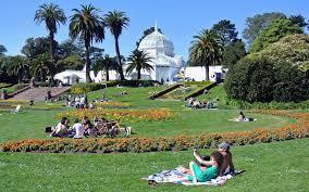 Golden Gate Botanical Garden Golden Gate Park San Francisco Ca California Beaches