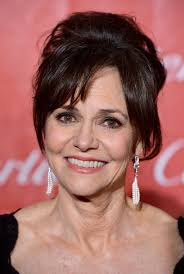 sally field hairstyles over 60 sally field s loose updo haute hairstyles for women over 60