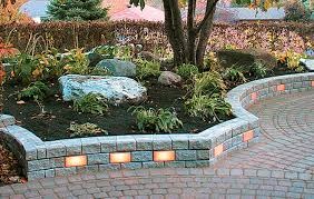 Backyard Feature Wall Ideas Backyard Retaining Wall Designs Of Images About Ideas On