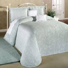 bedding white quilted coverlet king quilt sets lightweight