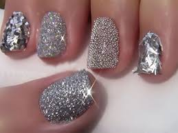 easy nail art glitter road tested bys caviar for nails glitter nails glitter nail