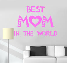 vinyl wall decal quotes mom mother gift parents stickers mural vinyl wall decal quotes mom mother gift parents stickers mural ig3418