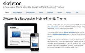drupal themes jackson download 55 free drupal themes xdesigns