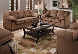 Microfiber Reclining Sofa Sets Furniture Lovely Brown Microfiber With Superb Color
