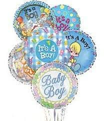 balloon delivery boston ma new baby boy mylar balloons in boston ma central square florist