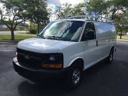 used chevrolet express cargo for sale in miami fl edmunds