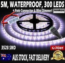 fry s led light strips 12v light strips led lights ebay