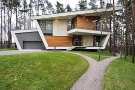simple unique modern houses decosee
